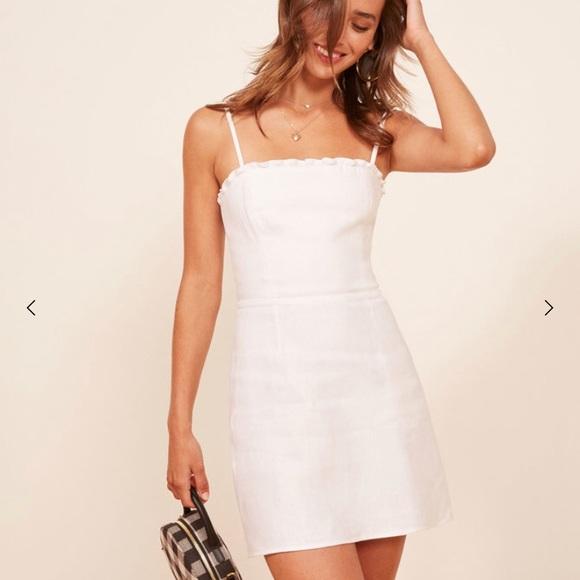 abad3701ae1 Reformation Ava Dress. M 5b47ffab619745d1b6142eba